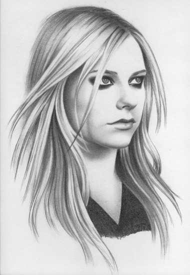 Avril Lavigne by Red2207
